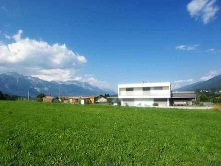 Moderne Neubauvilla in Mutters