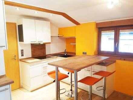 2-Zimmer Wohnung mit tollem Ausblick