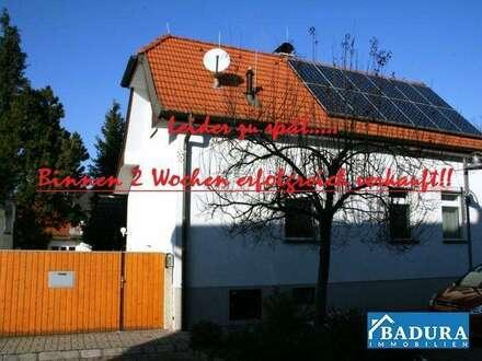 VERKAUFT!!! 2 Häuser in der Thermengemeinde Bad Erlach!