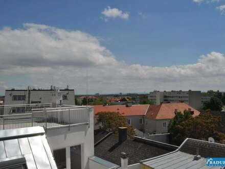 *Erstbezug* Maisonette mit Pfiff & Dachterrasse inkl. Fernblick!