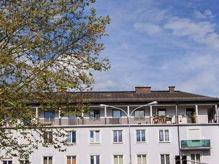 Top Dachgeschoß-Anlegerwohnung mit großer Terrasse in zentraler Lage - Potential zur Ertrags-Steigerung.