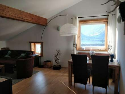 Nachmieter gesucht! Gemütliche 50m² Dachgeschosswohnung in Uttendorf