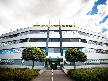 Technologiezentrum Güssing - Büroflächen von 25 m² bis 1.000 m²