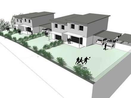 2 Doppelhäuser