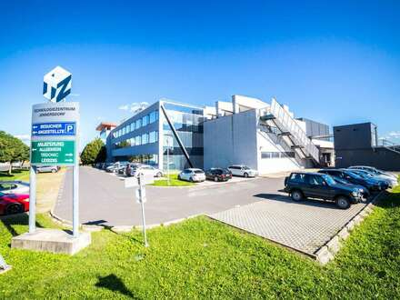 Technologiezentrum Jennersdorf - Büroflächen von 25 m² bis 1.000 m²