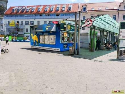 Trafik an Top-Standort in Graz. - Direkt am Griesplatz (Bushaltestelle)! - Vollständige Betriebsübernahme. - Eine außergewöhnliche Chance.
