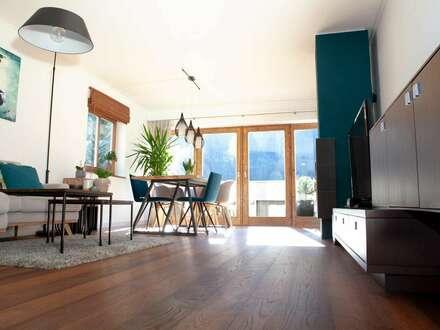 Moderne 3-Zimmer-Wohnung in ruhiger Lage in Erpfendorf