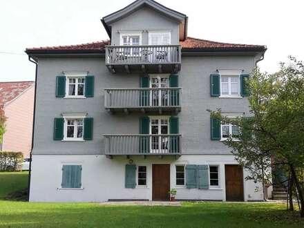 3-Zimmer Maisonettenwohnung mit 2 Balkonen in zentraler Dorflage in Alberschwende