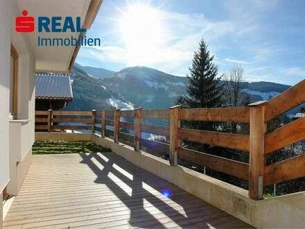 Alpbach – 3 Zimmer Gartenwohnung in sonniger Panoramalage - Erstbezug!