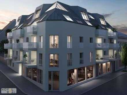 Erstbezug ab Q3 2020: Geschäftslokal in Gersthof in Toplage