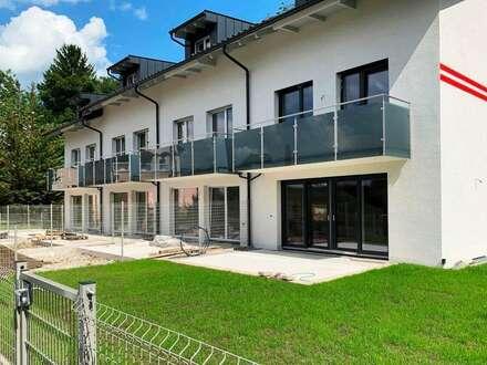Hereinspaziert Mittelreihenhaus: Neubau in angenehmer Nachbarschaft im stadtnahen Oberalm