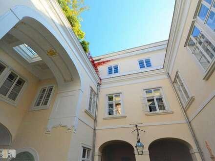 NEU | Diskretes Refugium mit historischem Flair - nur 30 Min. von Stadtzentrum Wien!