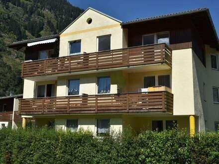 Geförderte Wohnung mit hoher Wohnbeihilfe oder Mietzinsminderung mit Terrasse und Abstellplatz