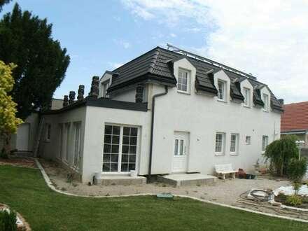 Einfamilienhaus mit 200m² Wohnfläche auf 2 Etagen in Leobersdorf -- 2015 fertiggestellt