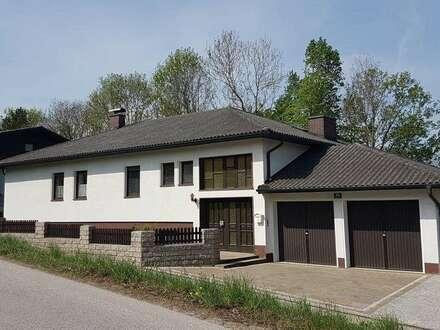 Wohnhaus mit Blick über Kremsmünster