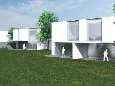 Exklusives Wohnen - Erstbezug Doppelhäuser