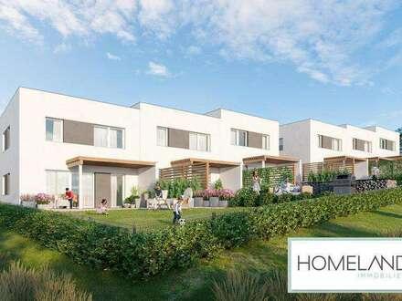 Traumhafte Reihen- und Doppelhäuser in Top-Lage von Bad Leonfelden