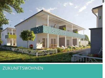 Zukunftswohnen Reihenhaus Ilz 106 m² Neubau