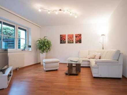 Voll möbliertes Reihenhaus in Topqualität und Ruhelage - 130 m² mit Terrasse - 4Zimmer und Nebenräumen