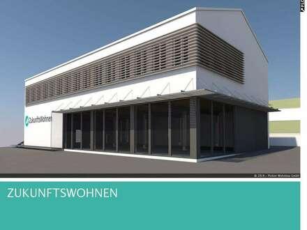Gewerbe- und Büroflächen Ludersdorf 440 m²