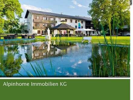 Drei-Sterne-Hotel mit großer Liegenschaft in Kärnten idyllisch zwischen Faaker See und Wörthersee gelegen!