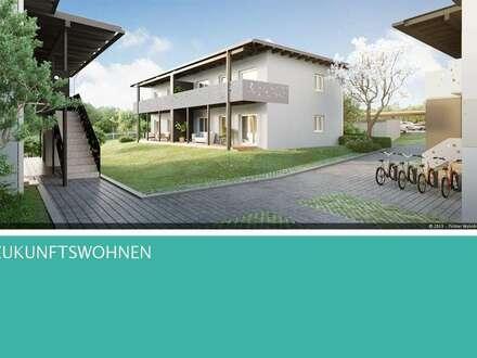 Zukunftswohnen Wohnung Hofstätten 70 m² Neubau