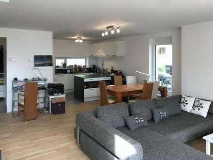 Neubau-Doppelhaushälfte im ruhigen Bisamberg