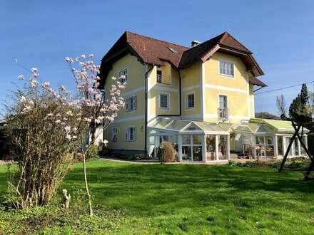 Gediegenes Herrenhaus in Attnang-Puchheim