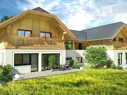 Charmante Neubau-Einfamilienhäuser in Aussichtslage von St. Michael im Lungau