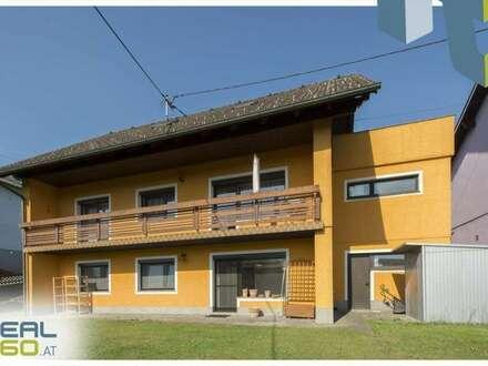 Mehrfamilienhaus in toller Hügellage mit traumhaften Ausblick!!