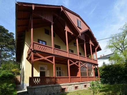 Villa Annenhof am Kurpark, wohnen wie im Paradies