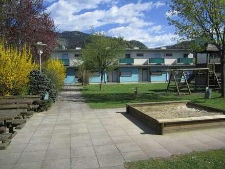 Wohnen auf 2 Ebenen - Großzügige Maisonette-Wohnung mit Gartenanteil