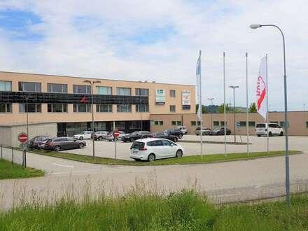 Büro Center Loosdorf - modernste Büroflächen an einem TOP Standord