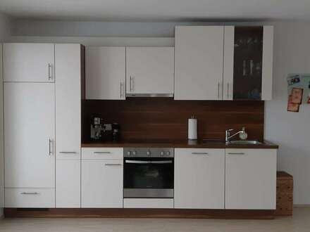 3 Zi. Wohnung - sonnige und ruhige Lage mit großer Süd-Westterrasse