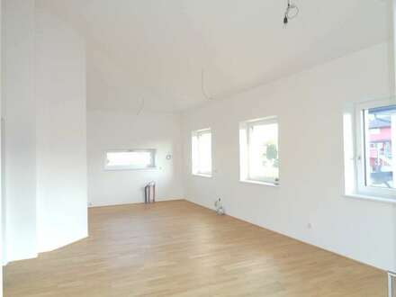 Hier stimmen Lage, Wohnwert und Preis! Moderne 3-Zi.-Dachterrassenwohnung in Eugendorf