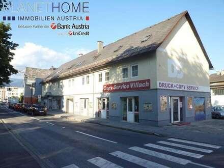 Wohn- Geschäftshaus-Anlageliegenschaft in bester Innenstadtlage