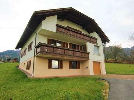 Naturliebhaber aufgepasst! Wohnhaus mit Potenzial und Ausblick im Rosental!!