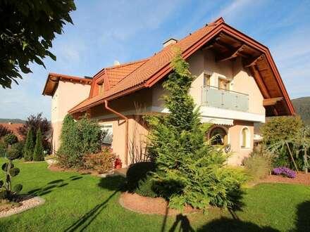 Wohnhaus mit Einliegerwohnung in Bestlage von Ferlach!