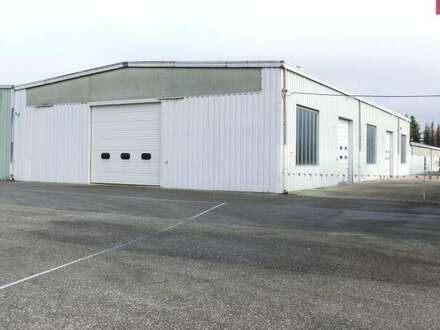 Miete - Lagerhalle ca. 1.700 m², nähe Schwadorf / Fischamend - ohne Steher!