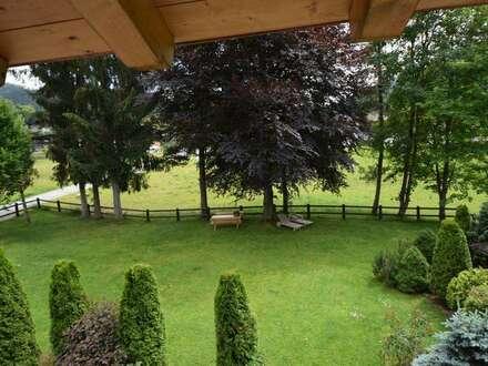 FREIZEITWOHNSITZ - Sonnige, bezaubernde Haushälfte in Toplage mit wunderschönem Panoramablick