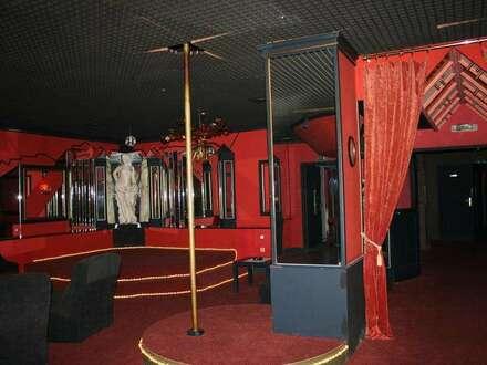 diskreter Nachtclub mit großem Kundenstamm