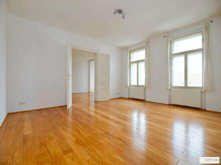 Altbaujuwel - charmante, helle 2-Zimmer-Wohnung in Nähe des Hetzendorfer Schlosses