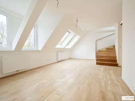 Erstbezug in Hetzendorf! Sonnige 3-Zimmer-Maisonette-Wohnung mit Terrasse in Grünruhelage