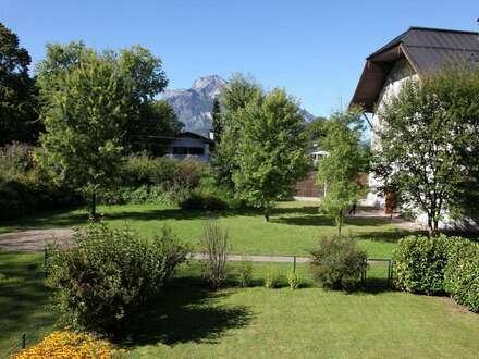 Elsbethen/AIgen: Traumhafte Terrassen Wohnung