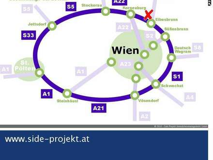 Top moderne Logistikhalle Nähe G3 zu mieten - ausgezeichnete Verkehrsanbindung