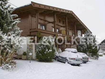 W-02B0B3 Appartement mit Kaiserblick in ruhiger Zentrumslage