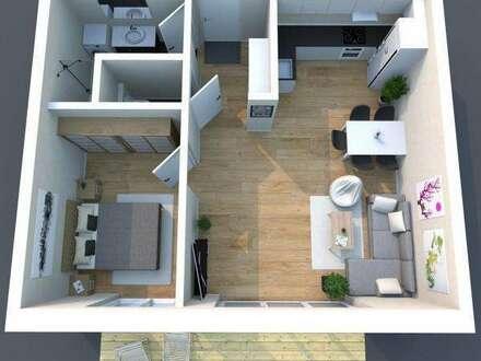 RESERVIERT Ferienwohnung Neubau 2 Zi mit Garten unmittelbar am Skilift in Fügen