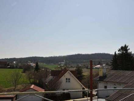Neubau mit Garagenplätzen nähe Korneuburg! Terrasse und Garten!