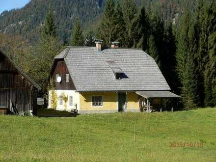 Einfamilienhaus mit Baurecht in Gams bei Hieflau