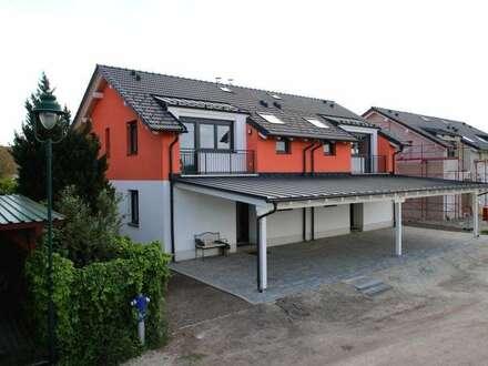 Erstbezug Niedrigenergie-Häuser im geschichtsträchtigen Laxenburg. Massive Bauweise mit Keller und 2 Autostellplätzen